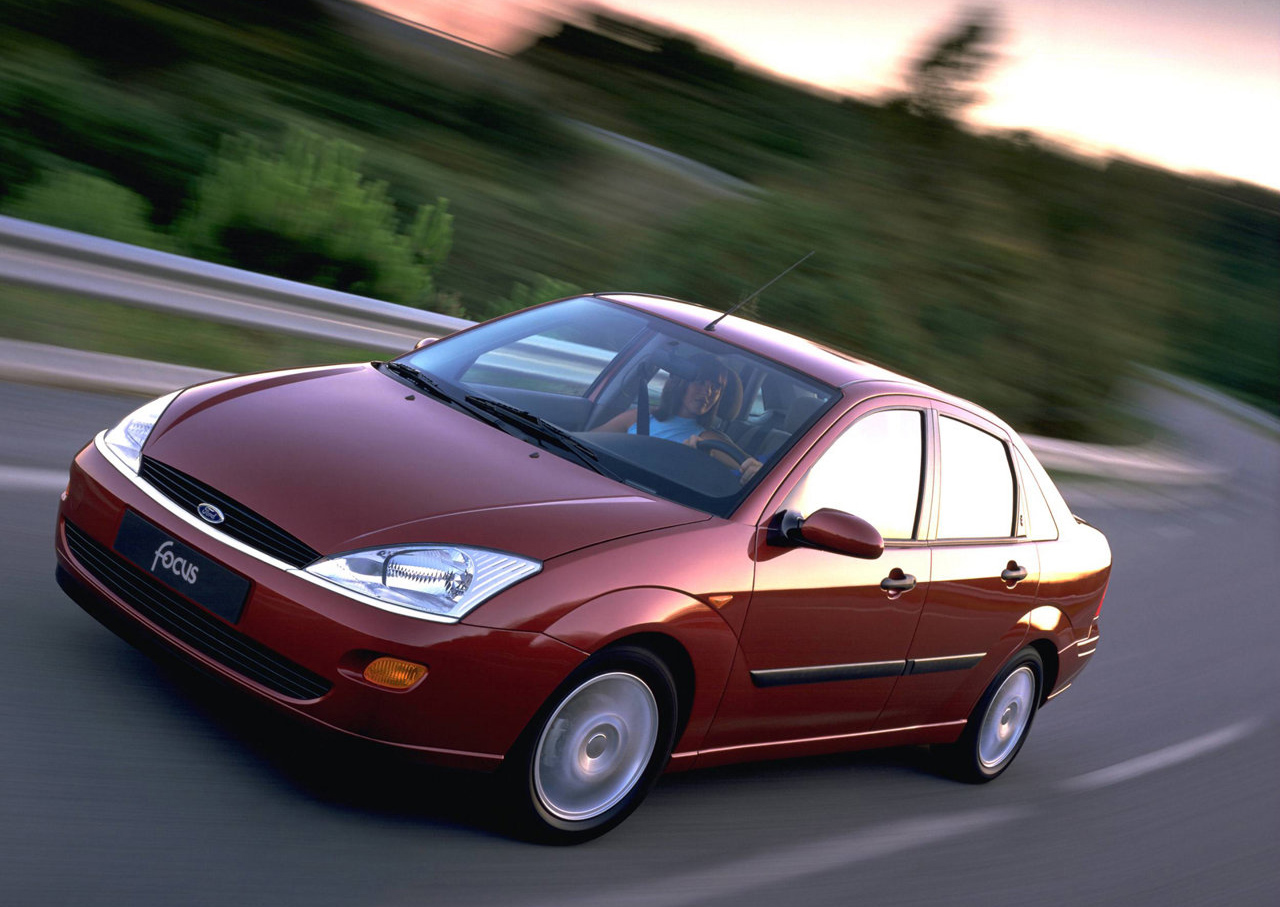 Форд Фокус 1: заправка кондиционера