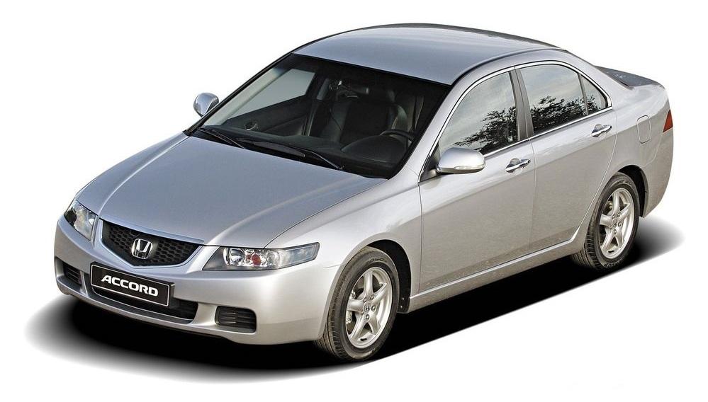Компрессор кондиционера Хонда Аккорд