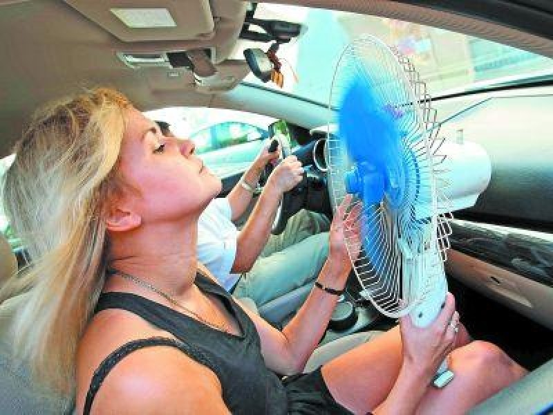 Когда кондиционер в машине не охлаждает