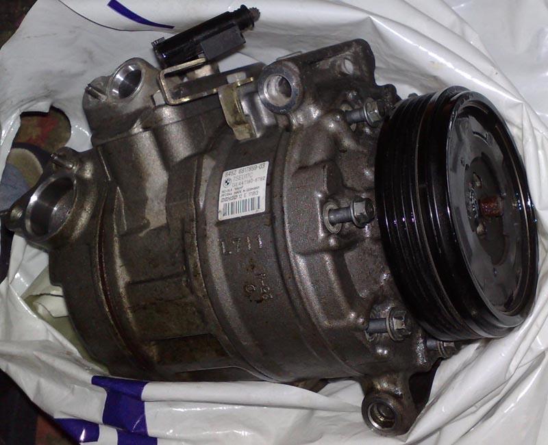 Где отремонтировать компрессор автокондиционера