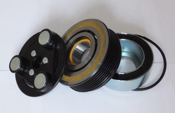 Ремонт электромуфты компрессора кондиционера