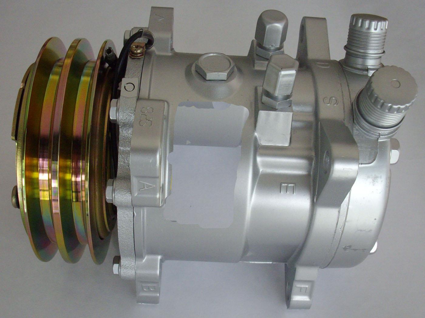 Ремонт компрессора кондиционера авто: цена