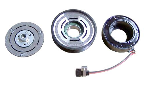 Ремонт муфты компрессора кондиционера на авто