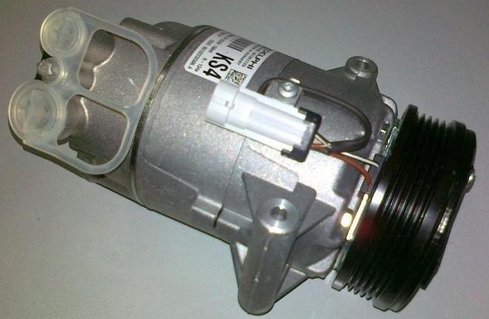 Замена компрессора кондиционера: цена