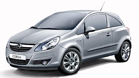 Компрессор и муфта кондиционера Опель Корса Д / Opel Corsa D
